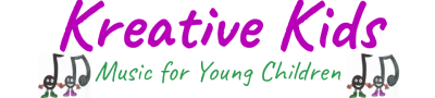Kreative Kids - Music for Young Children