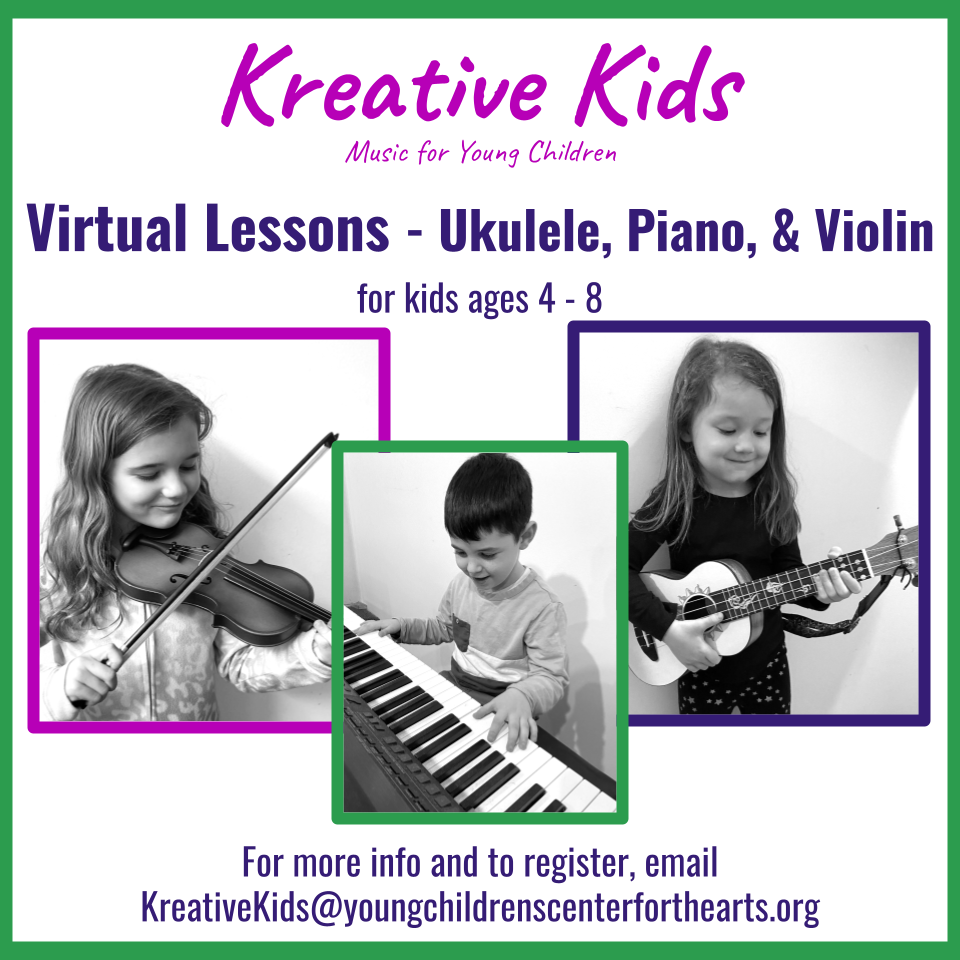 Kreative Kids Virtual Beginner Piano